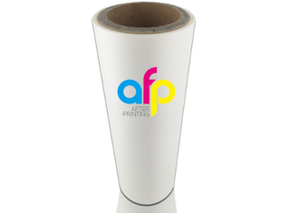 BOPP Plastic Material Soft Touch Film , Packaging Roll Laminating Film