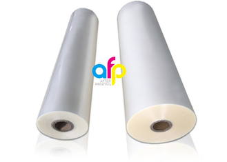 Fast Wide Format Thermal Lamination Film For Brand Commercial Printing